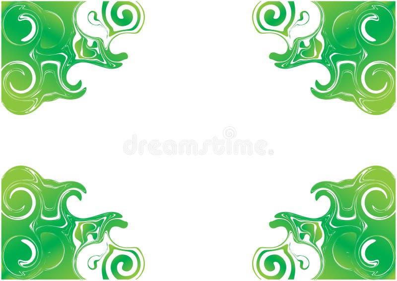 Kein Name abstrack Hintergrund 2 lizenzfreie stockbilder