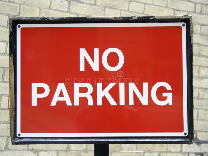 Download Kein Parken stockfoto. Bild von motor, gesetz, england, auto - 48012