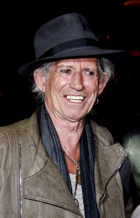 Keith Richards image stock