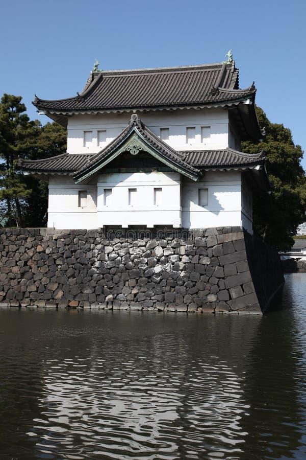 Keizer Paleis - Tokyo stock foto