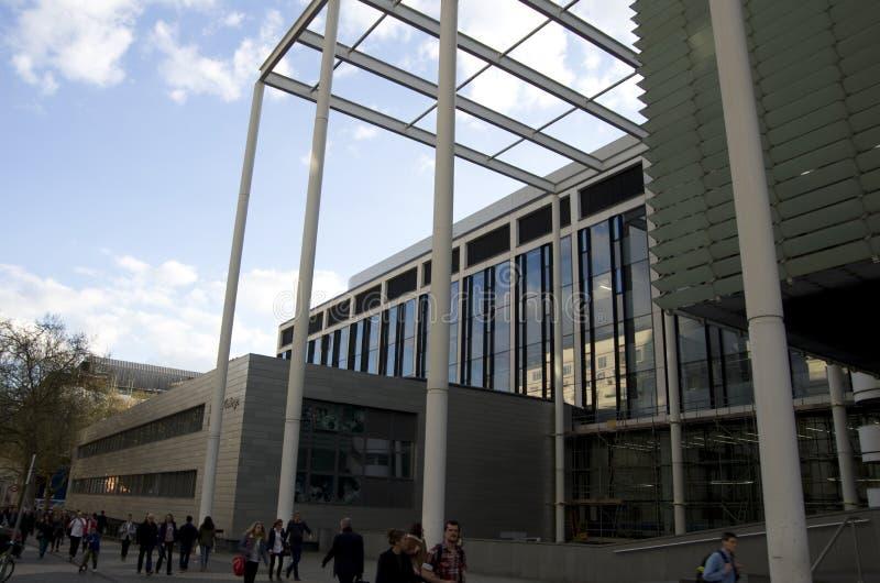Keizer Universiteit Londen royalty-vrije stock fotografie