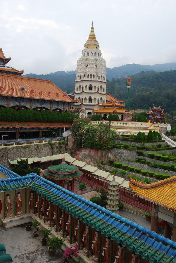 kek lok ναός Si στοκ φωτογραφία