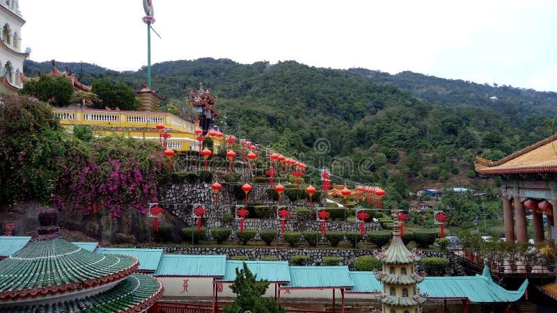 Kek Lok Si fotografie stock libere da diritti
