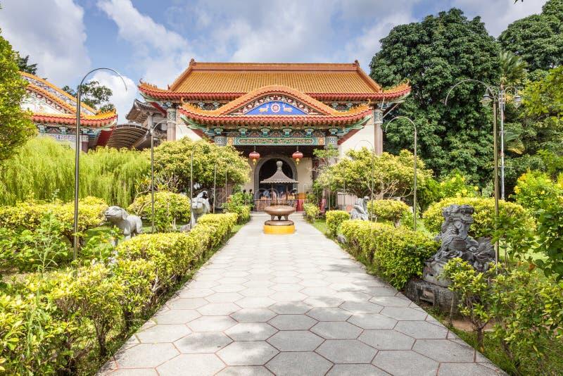 Kek Lok Si Courtyard stock photos