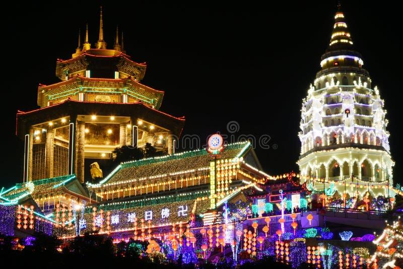 Kek Lok Si Penang Malaysia fotos de stock royalty free