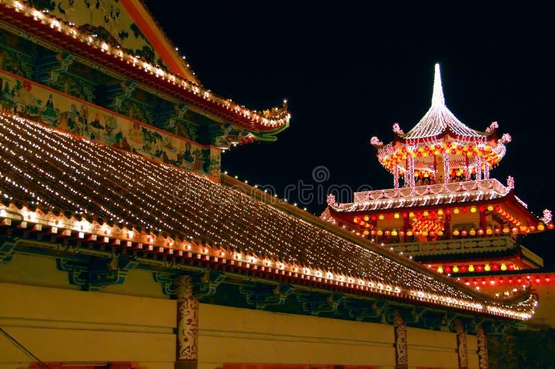 kek lok si temple στοκ εικόνα