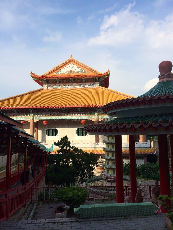 Kek Lok Si Temple Penang, Malaisie images stock