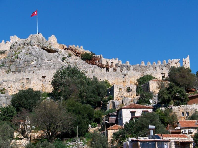 Download Kekova, Simena, Turkey stock photo. Image of turkey, antique - 12967646