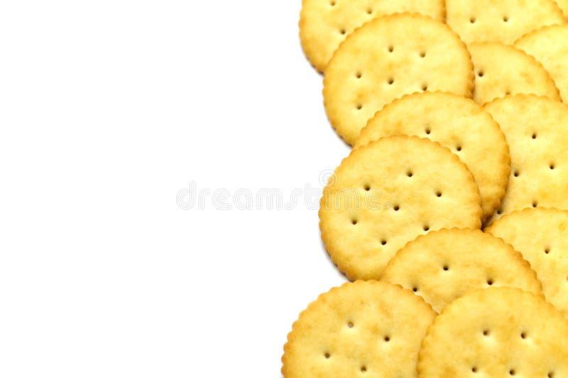 Kekscracker-Kreisentwurf stockbilder