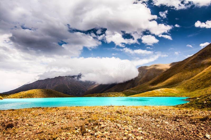 Kel-Tor Lake royaltyfri fotografi