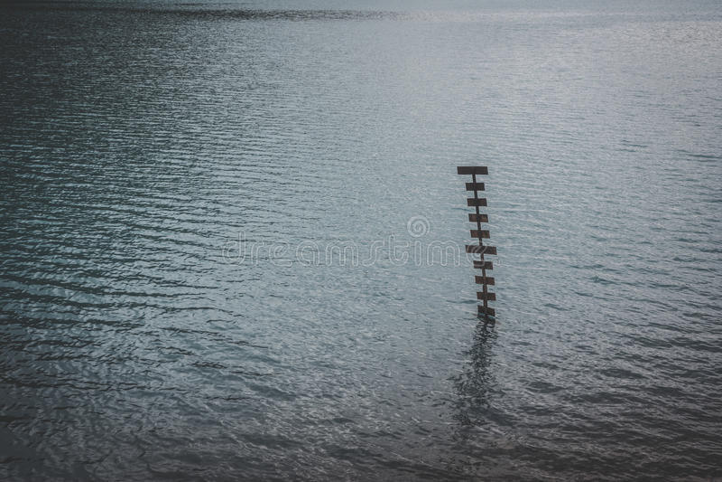 Kel-Tor Lake arkivbilder