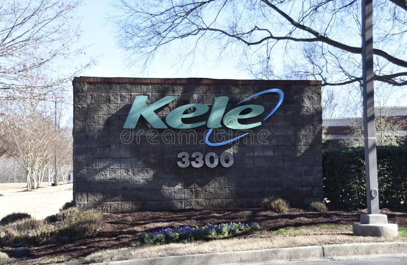 Kele Inc, Bartlett, TN. Kele is a single source supplier with a huge inventory for all your building automation requirements. In-stock items ship same day, 3-day royalty free stock photo