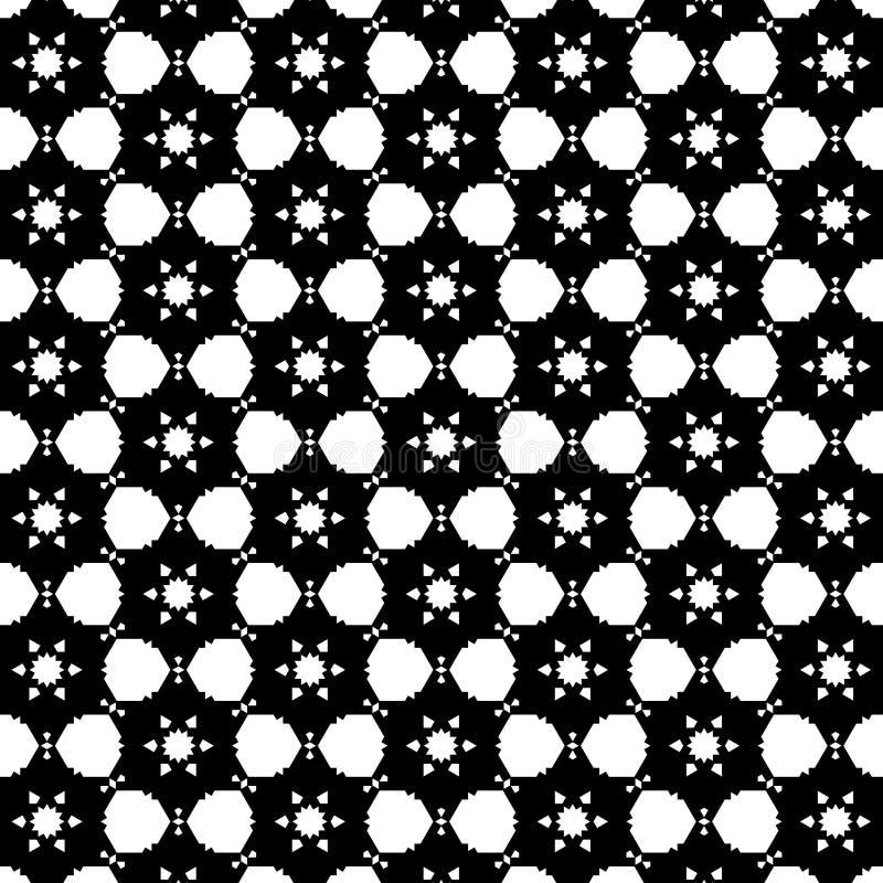 Keleidocope Pattern Vector. Kaleidoscope Pattern Vector with Eps File royalty free illustration