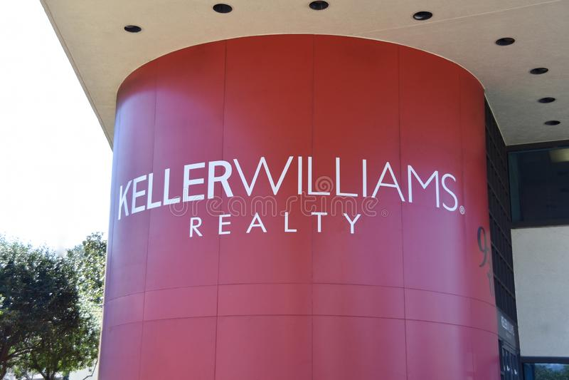 Keller Williams Realty imagen de archivo