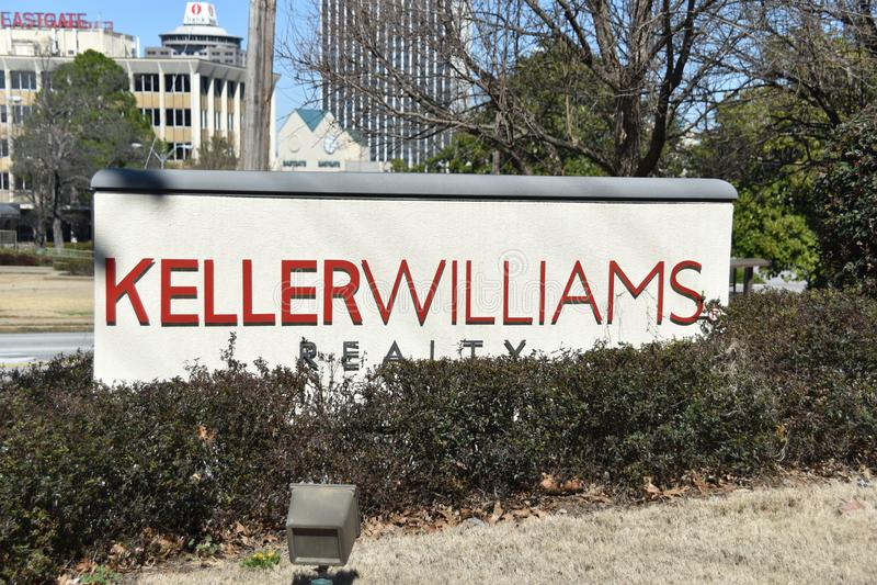 Keller Williams Realty Memphis TN royaltyfria foton