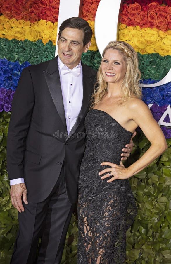 Kelli O 'Hara en Tony Awards 2019 foto de archivo