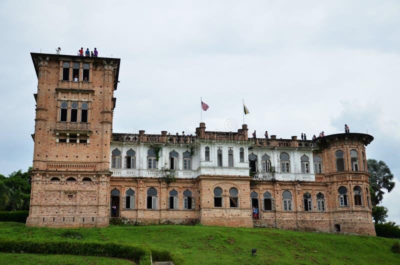 Kellie Castle located in Batu Gajah, Malaysia stock image