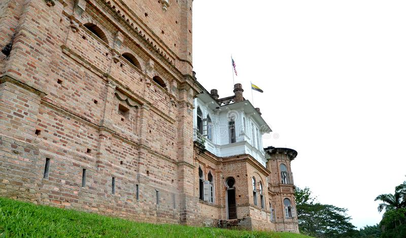 Kellie`s Castle stock photo