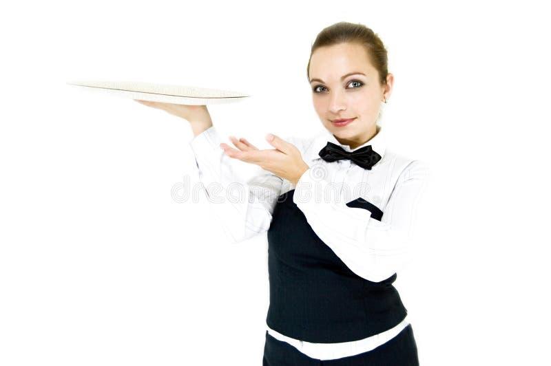 Kellnerin stockfotos