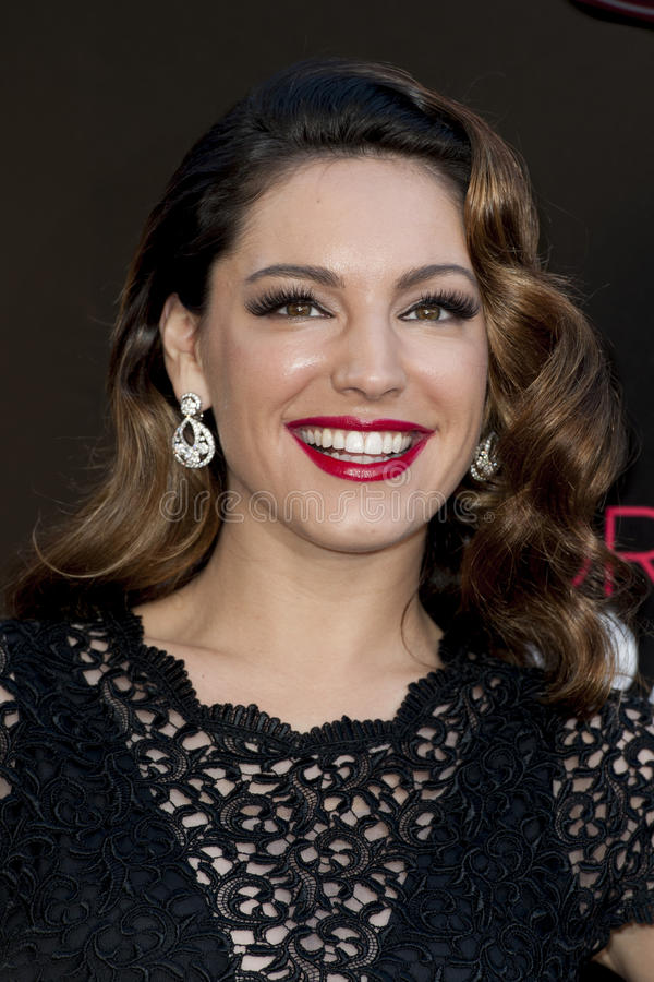 Kelly Brook. At a photo call for Crazy Horse. She joins the show soon for a One Week run. South Bank, London. 16/10/2012 Picture by: Simon Burchell / stock photography