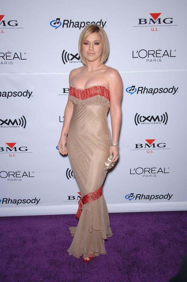 Kelly Clarkson image stock