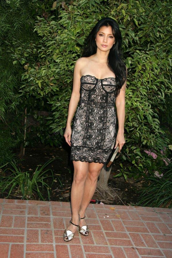 Kelly Hu zdjęcie stock