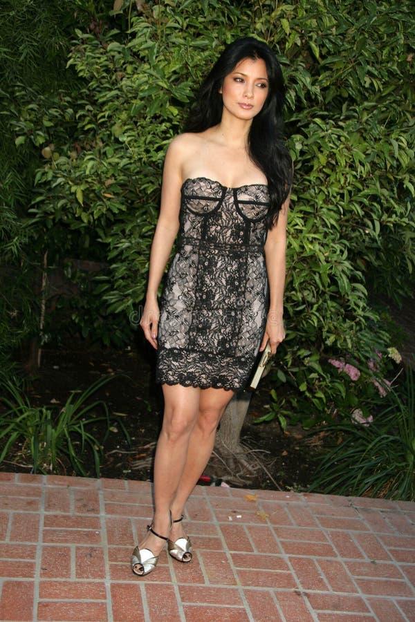 Kelly Hu fotografia royalty free