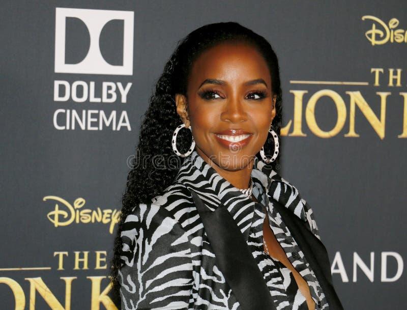 Kelly Rowland images libres de droits