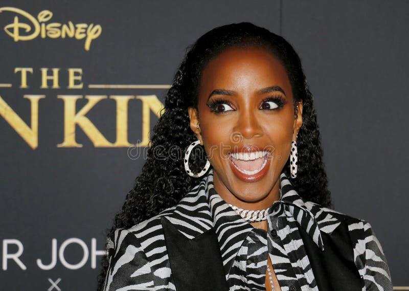 Kelly Rowland photo stock