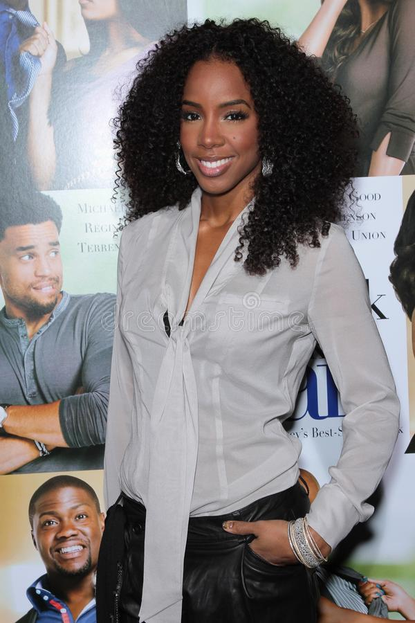 Download Kelly Rowland editorial stock image. Image of arclight - 23475229