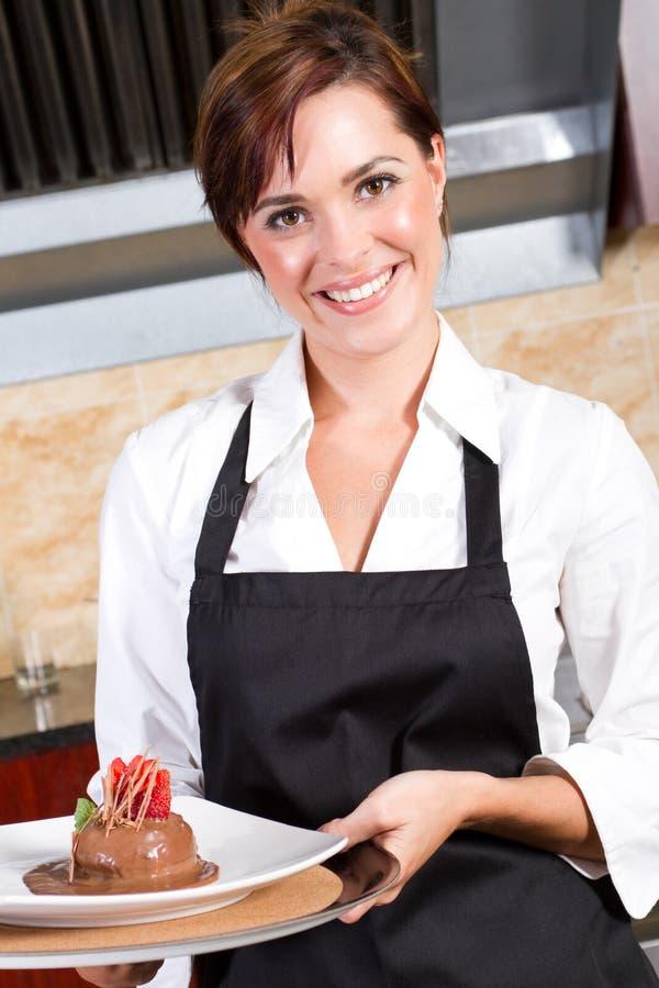 kelnerka zdjęcia royalty free