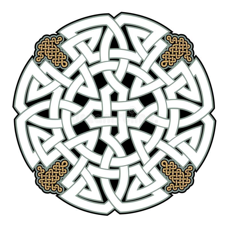 Keltisch royalty-vrije illustratie