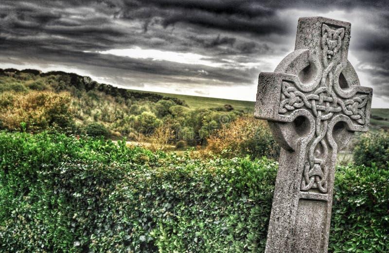 Keltische dromen royalty-vrije stock foto