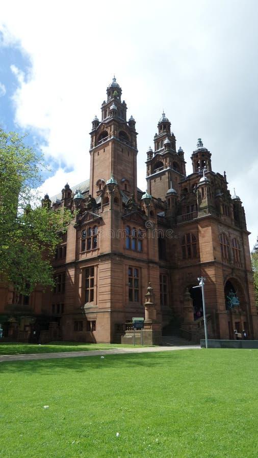 Kelvingrove muzeum obrazy royalty free