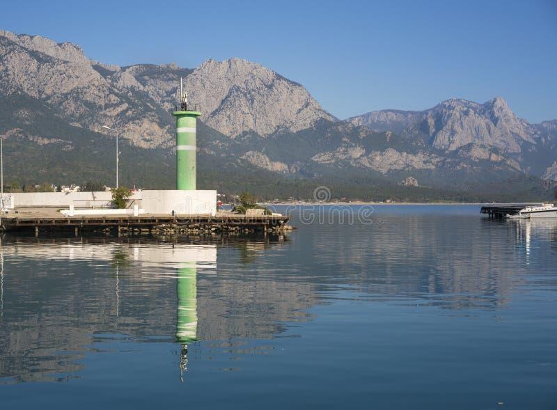 Kemer Marina Antalya, Turcja,/ fotografia stock