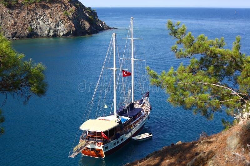 Kemer, Turchia fotografia stock libera da diritti