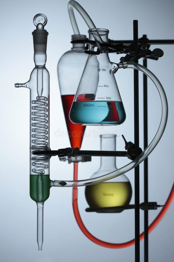 kemikalie arkivbild