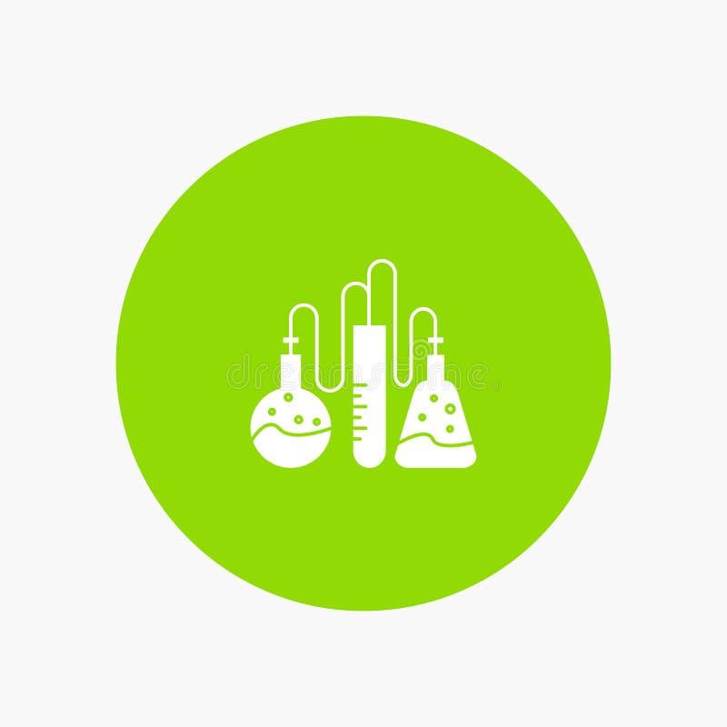Kemikalie tjack, labb, vetenskap royaltyfri illustrationer