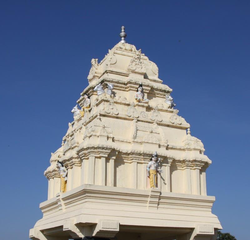 Kempe Gowda Kontrollturm, Bangalore stockfoto