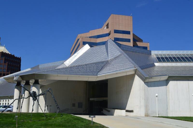 Kemper艺术馆在坎萨斯城 免版税库存照片