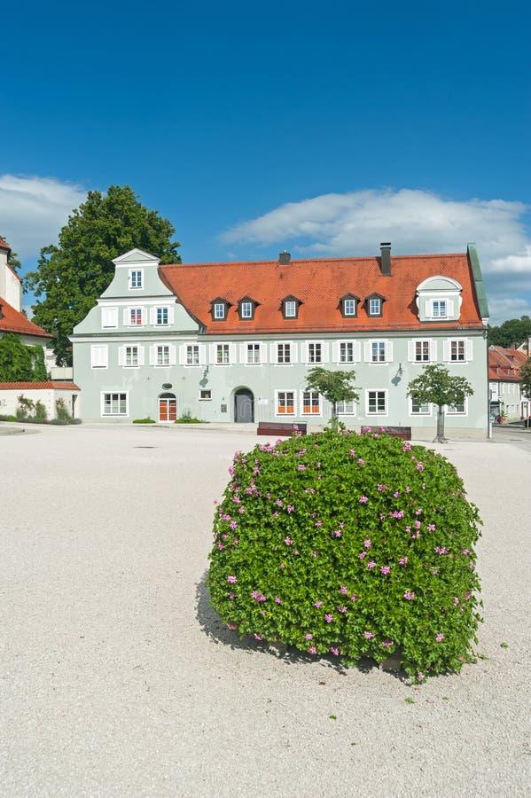 Kempten, Duitsland royalty-vrije stock afbeelding