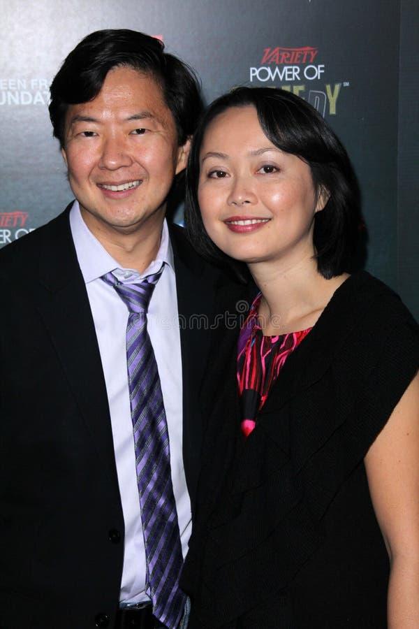 Ken Jeong fotografía de archivo