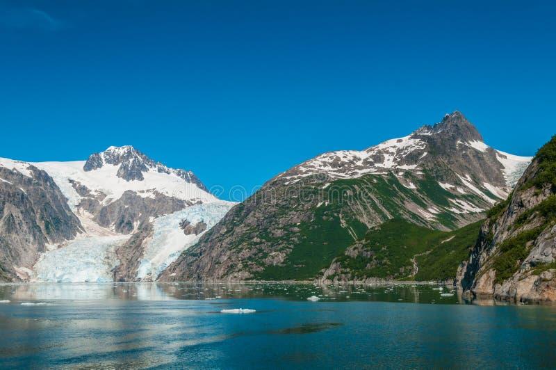 Kenai fjordar royaltyfri fotografi