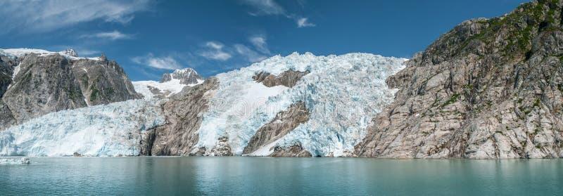 Kenai fjordar fotografering för bildbyråer