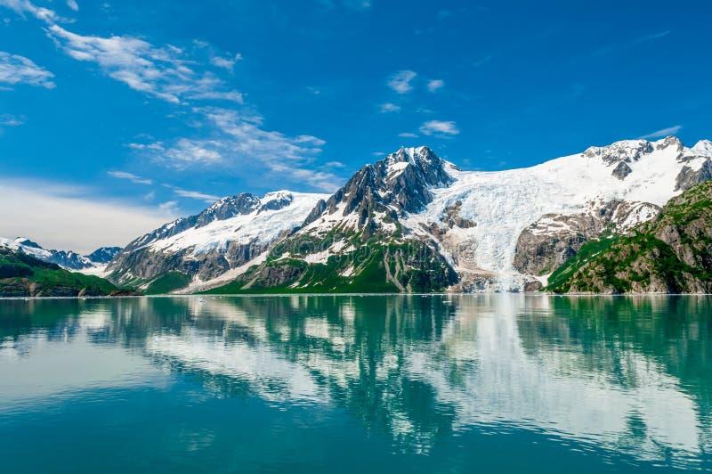 Kenai-Fjorde lizenzfreie stockbilder