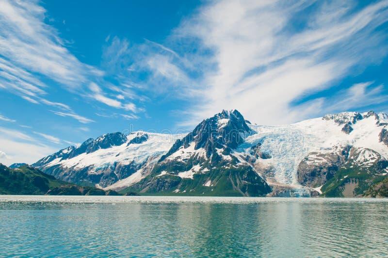 Kenai-Fjorde lizenzfreies stockfoto