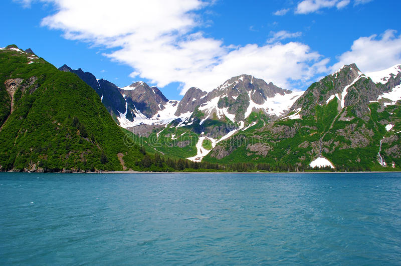 Kenai Fjords National Park Alaska stock photo
