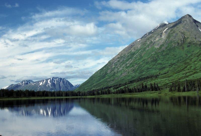 Download Kenai Peninsula Mountains In The Summer Royalty Free Stock Photos - Image: 21805328