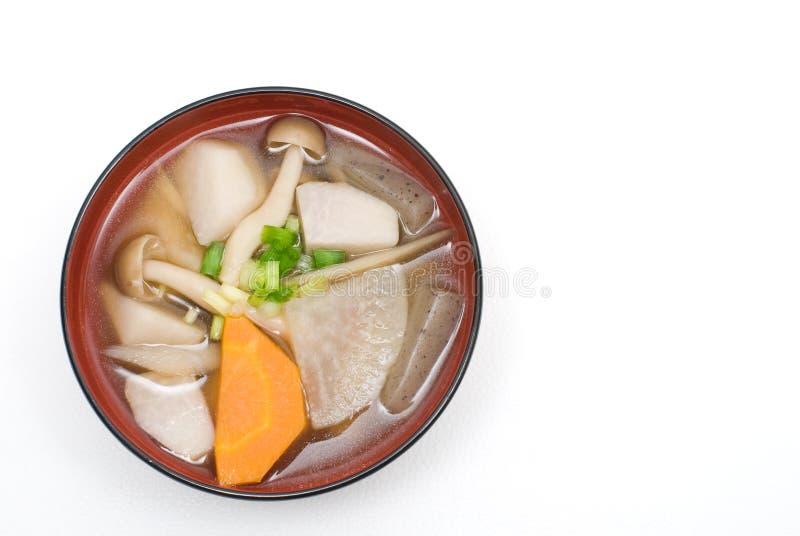 Kenchinjiru photo libre de droits