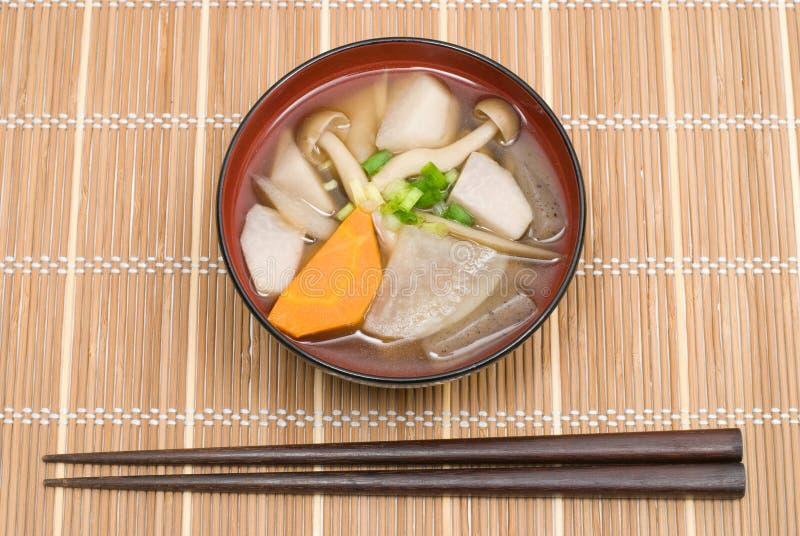 Kenchinjiru stockfotos